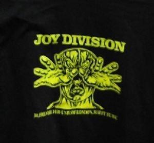 Joy Division band-Punk-rock-music-retro-concert gift-T-shirt-Vintage style