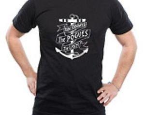 The Pogues band Punk rock music retro concert the best gift T-shirt souvenir