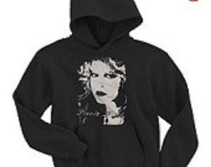 Stevie Nicks punk rock music vintage retro style  cool hooded sweatshirt