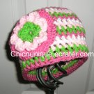 Precious Springtime Boutique Crochet Hat *Any Size Available*