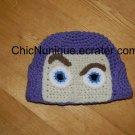 •◘• Toy Story Buzz Lightyear Custom Crochet Hat *Any Size Available* •◘•