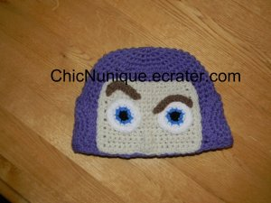 ��� Toy Story Buzz Lightyear Custom Crochet Hat *Any Size Available* ���