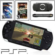 Sony PSP Racing Bundle (Handheld, Two Games)