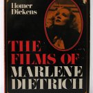 The Films of Marlene Dietrich - By Homer Dickens
