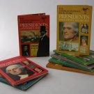 The American Heritage Book of the Presidents and Famous Americans - 8 Volumes