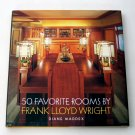 50 Favorite Rooms By Frank Lloyd Wright - By Diane Maddex