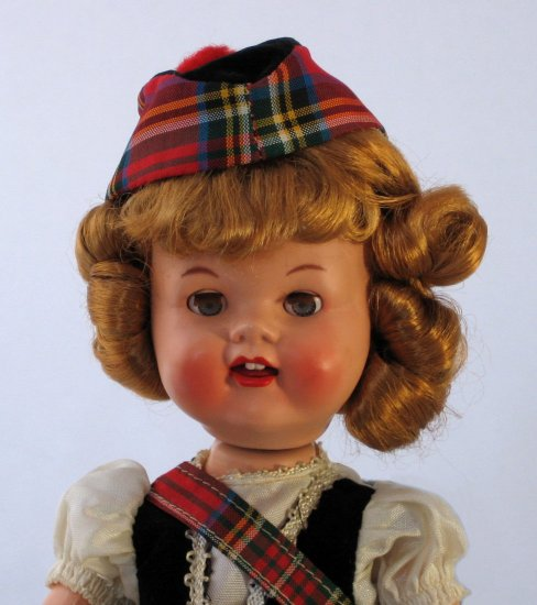 Vintage Roddy Doll All Original Plastic Walking Doll