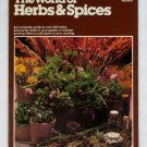 The World of Herbs and Spices - By James K. McNair - Ortho Library