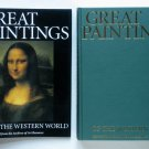 Great Paintings of the Western World - 600 Color Photographs of Best-Known, Best-Loved Artworks