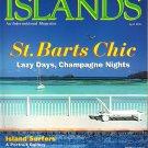 Islands - March April 1998 - Volume 18, Number 2 - St. Barts, Sicily, Java, Florida Keys