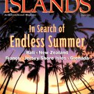 Islands - July August 1998 Collectors Edition - Vol 18, No 4 - Bali, Grenada, France, New Zealand