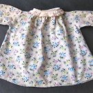 Vintage 1950s Raggedy Ann Doll Dress - Original Flower Print Dress From Johnny Gruelle's Famous Doll
