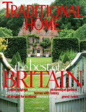 Traditional Home Magazine - November 2003 Back Issue - Volume 14, Issue 7