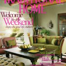 Traditional Home Magazine - June July 2004 Back Issue - Volume 15, Issue 4
