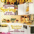 Country Home Magazine - April 1995 Back Issue - Volume 17, Issue 2