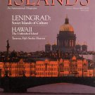 Islands - January February 1988 - Volume 8, Number 1 - Leningrad, Hawaii, Fiji, Mainau