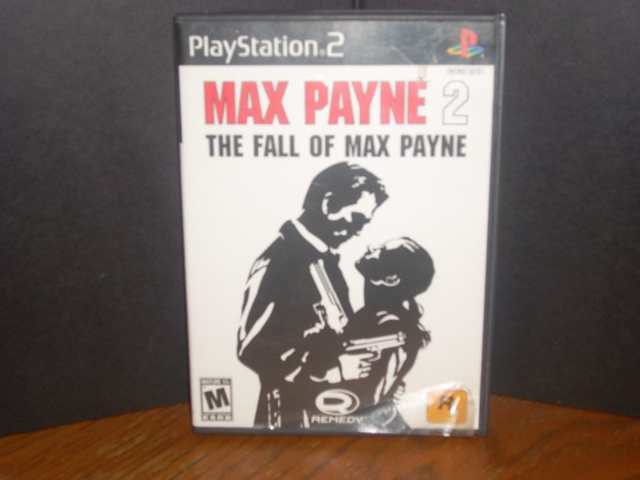 PS2: Max Payne 2:  The Fall of Max Payne(USED)