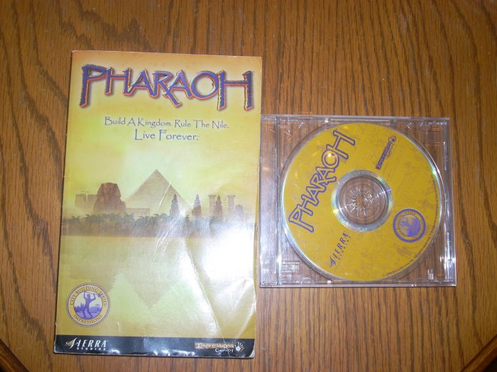 PC: Pharoah *USED* OUT OF STOCK