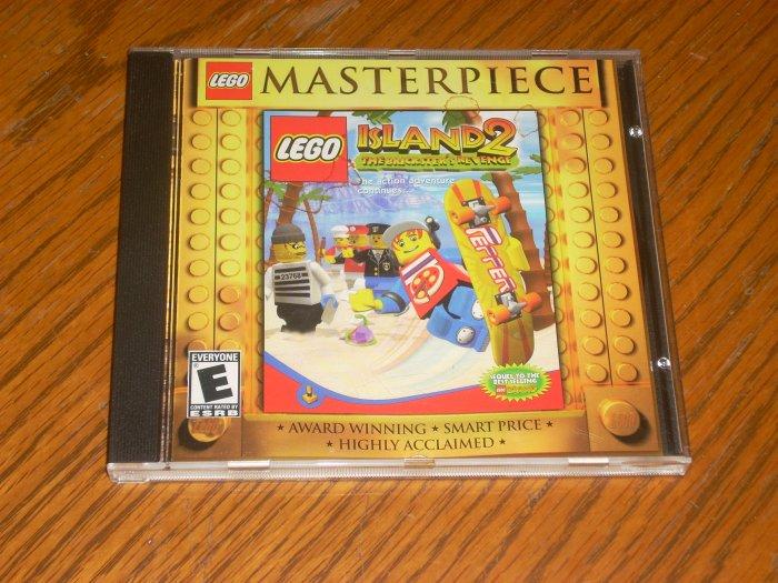 PC: Lego Island 2 *USED*