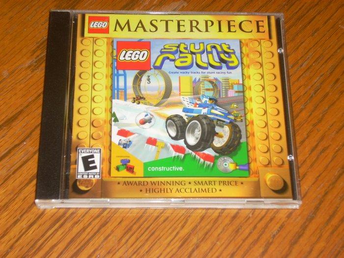 PC: Lego Stunt Rally *USED*