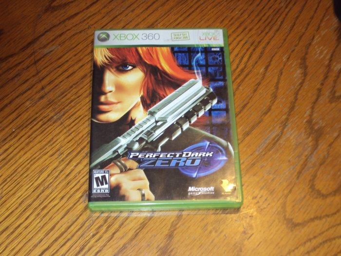 Xbox 360: Perfect Dark Zero *USED* OUT OF STOCK