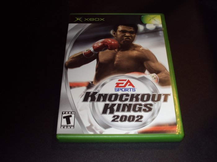 Xbox: Knockout Kings 2002 *USED*