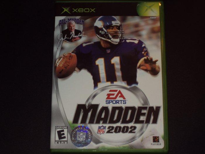 Xbox: Madden 2002 *USED*