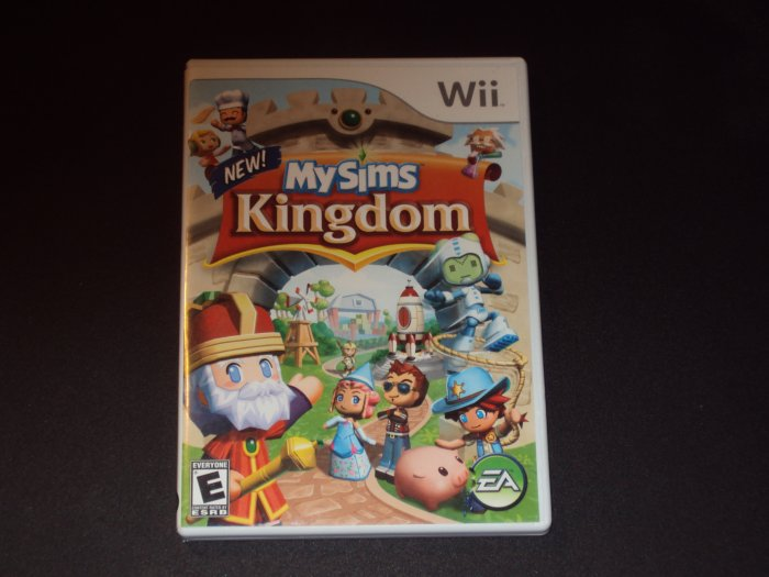 Wii: My Sims Kingdom
