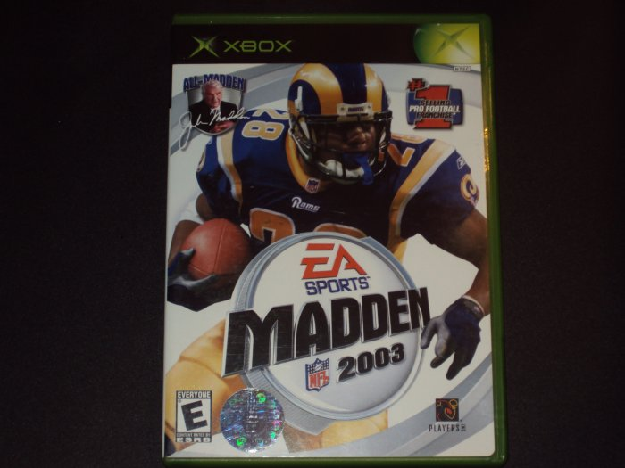 Xbox: Madden 2003 *USED*