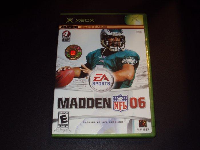 Xbox: Madden 06 *USED*