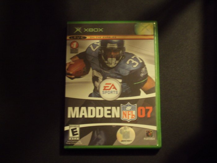 Xbox: Madden 07 *USED*