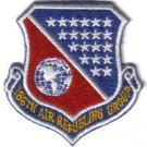 USAF 186TH AIR REFUELING WING PATCH AIRCRAFT PILOT Key Field, Meridian, Mississippi