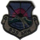 USAF 939TH AIR REFUELING WING MILITARY PATCH AIRCRAFT PILOT CREW OREGON
