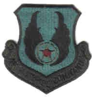 USAF PATCHES AF MATERIAL COMMAND SUBDUED PATCH Wright-Patterson AFB, Ohio