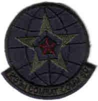 283D COMBAT COMMUNICATIONS SQUADRON USAF MILITARY PATCH Savannah International Airport, Georgia