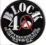97TH AIR MOBILITY WING KC-135 TRAINING CLASS 08-02 USAF PATCH Altus AFB, Oklahoma