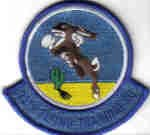 USAF PATCH 96TH FLYING TRAINING SQ Laughlin AFB, Texas USA COMBAT FIGHTER JET PILOT