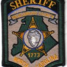 MECKLENBURG COUNTY NORTH CAROLINA SHERIFF PATCH $5 POLICE COPS LAWMAN