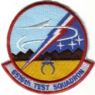 6516th TEST SQUADRON USAF PATCH INSIGNIA EMBLEM $5 AIR FORCE AIRCRAFT