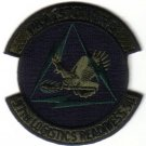 97TH LOGISTICS READINESS SQ USAF PATCH $5 INSIGNIA EMBLEM ALTAS AFB OKLAHOMA WAR AIRCRAFT