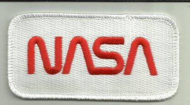 NASA UNIFORM PATCH ASTRONAUT SPACE SHUTTLE SPACE STATION UNIVERSE MOON STARS USA
