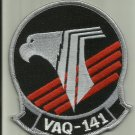 VAQ-141 U.S.NAVY PATCH EA-18G Growler AIRCRAFT ELECTRONIC ATTACK SQ NAF JAPAN