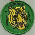FORT POLK U.S.ARMY BASE PATCH TIGERLAND SOLDIER WARRIOR INFANTRY