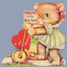 Vintage Valentine 1920s/1930s BEAR Scooter RIGHT ROAD