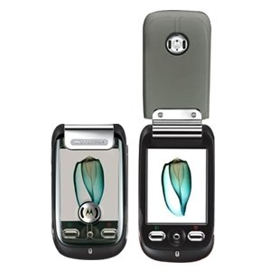 A1200 Black Quadband PDA Phone Touch Screen 2GB