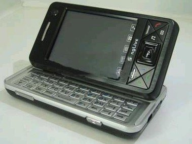 X1 TV Phone With QWERTY Keyboard Dual SIM 4GB !