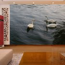 Wall Mural Wall Decor Wall Art--Swan Group