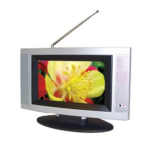 "Lasonic ATL850 8.5"" LCD AC/DC TV with Digital Tuner"