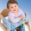 Kiddopotamus CoverFun shopping cart & high chair cover BUGS design