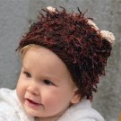 Zooni handmade hat CHUNKEE MONKEY - Small